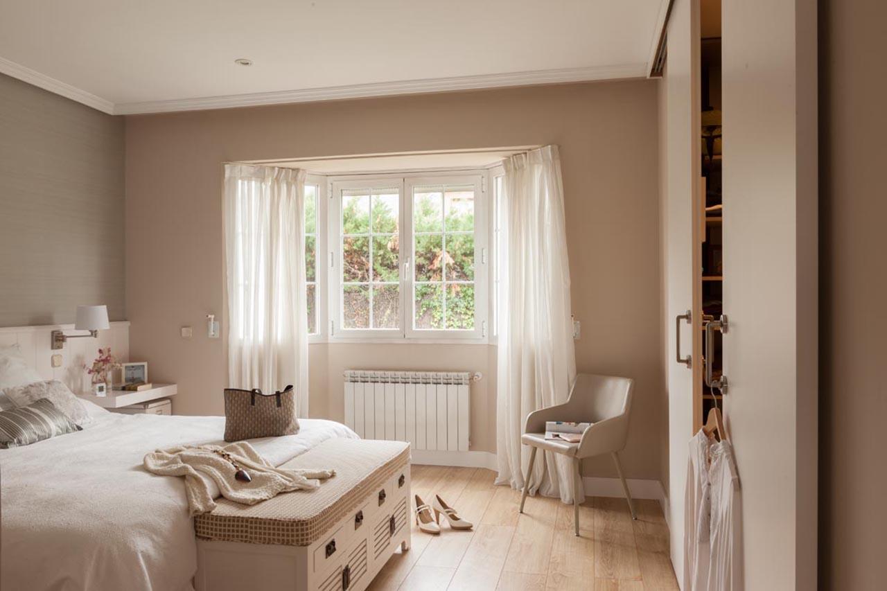 2.Dormitorio y vestidor