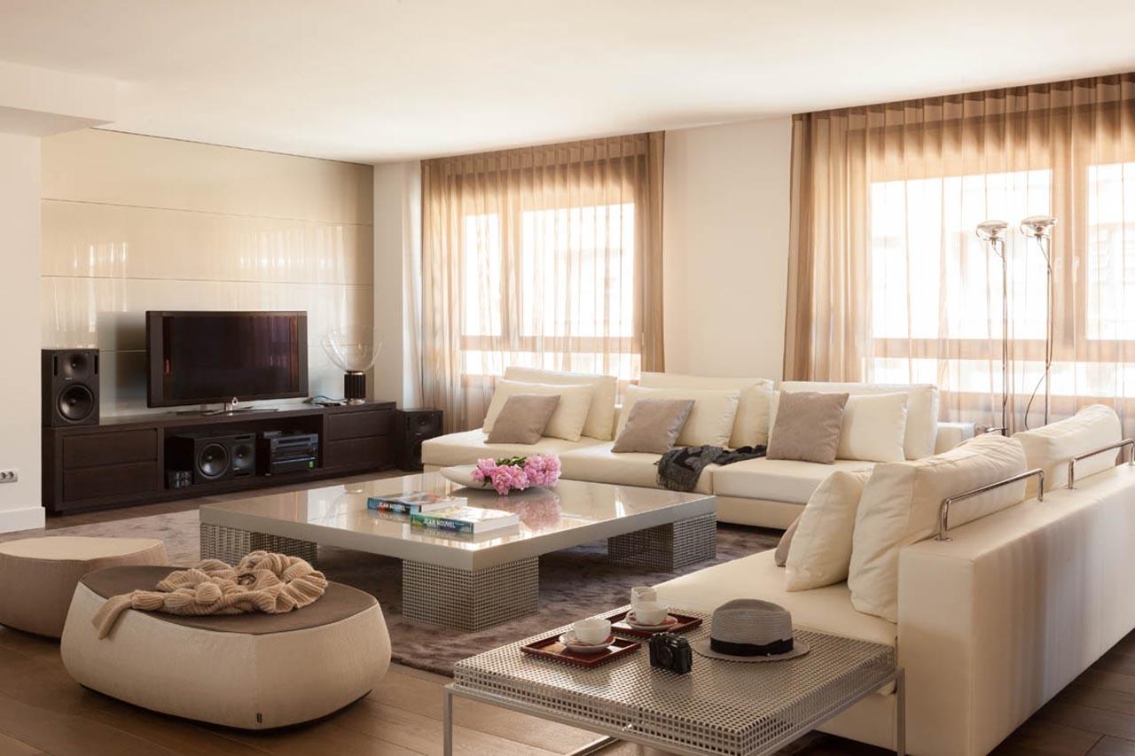 2.-Salon zona de sofas