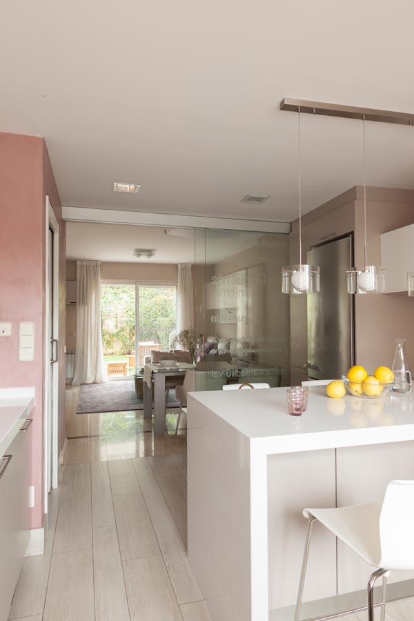 3. Zona de estar ,comedor y cocina