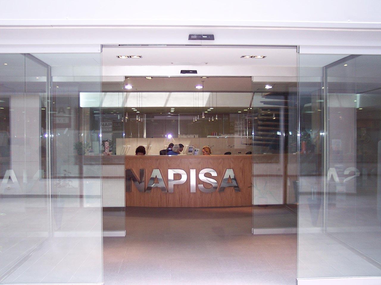 1. NAPISA Entrada